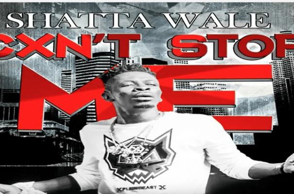 shatta cant stop me