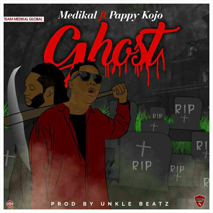 Medikal ft pappy-obia y3 ghost