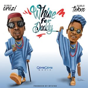 Orezi-Whine-For-Daddy-Artwork