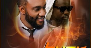 Kcee – Burn ft. Sarkodie (Prod By BlaQ Jerzee)