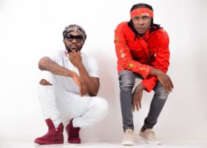R2Bees – We De Vibe (Prod. By Bali)