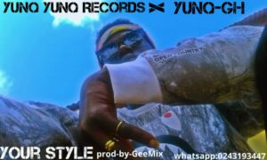 YunQ Your Style (Prod. by GeeMix)