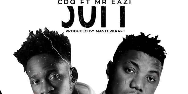 CDQ – Soft ft. Mr Eazi (Prod. by MasterKraft)