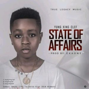 Samuel Owusu – State Of Affairs