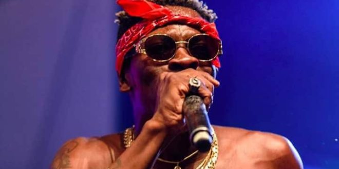 Shatta Wale – My Level (Prod. By Paq)
