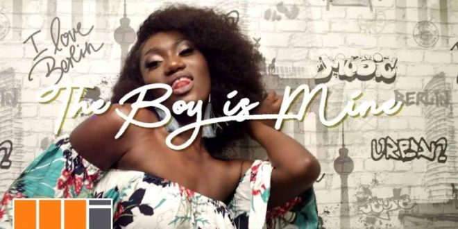 Wendy Shay – The Boy Is Mine ft. Eno Barony