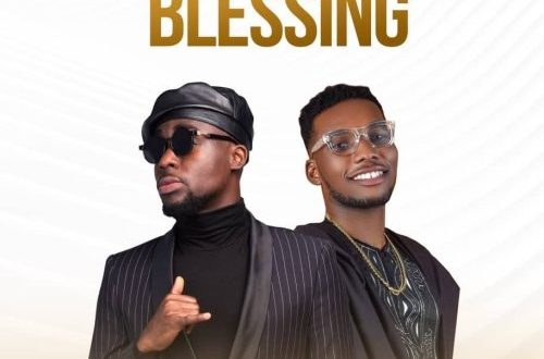 TeePhlow ft. Victor AD – Blessing