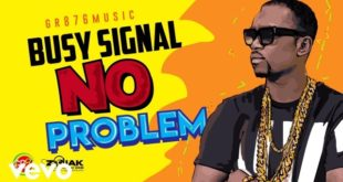 Busy Signal – No Problem