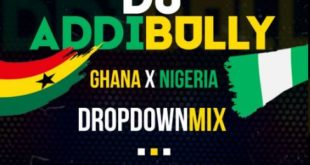 DJ Addi Bully - DropDown Mix (Ghana x Nigeria)